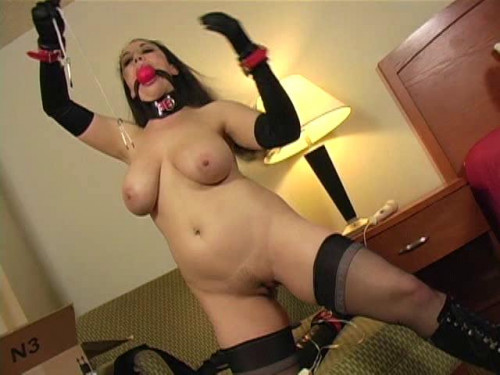BDSM Jewell Marceau - For Your Eyes Only