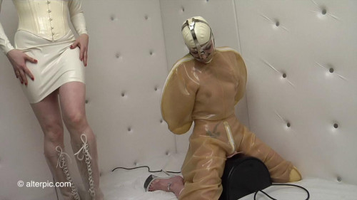 bdsm Chastity Cage Doggy Sybian (2015)