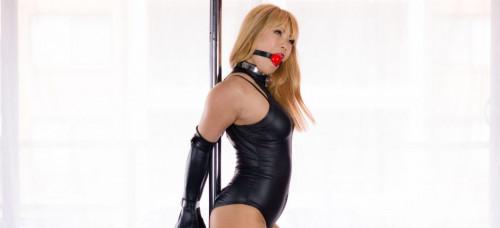 BDSM Pole Dancing Damsel HD