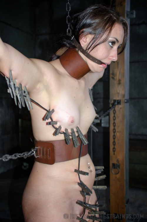 bdsm IR - Freshly Chained - Mandy Muse - Jun 6, 2014