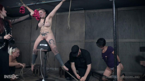 BDSM The Worst Cheerleader Part 3 , Luna LaVey