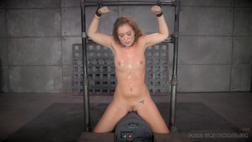 BDSM Messy Maddy O'Reilly destroyed by dick