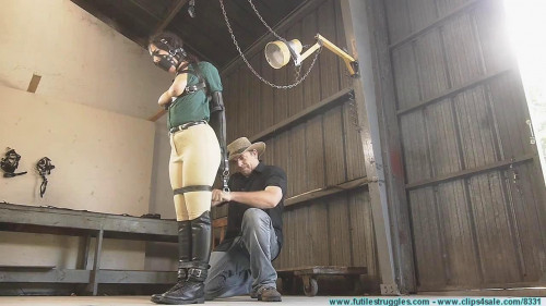 bdsm Ellen Equestrian - Leather part 2