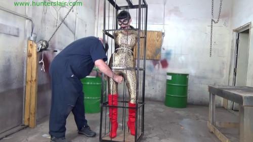 BDSM HunterSlair - Luna Dawn - Caget Wild Cat