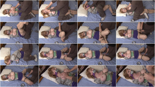 BDSM HD Bdsm Sex Videos Lorelei is Blackmailed Part 2  Bound and Vibed