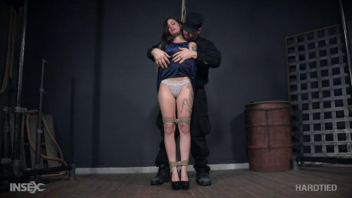 BDSM Suspended Climax