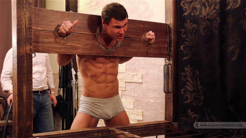 Gay BDSM Slave for Money - Matvey - Part I