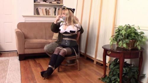 BDSM HD Bdsm Sex Videos Lorelei is Bound Gagged and Groped