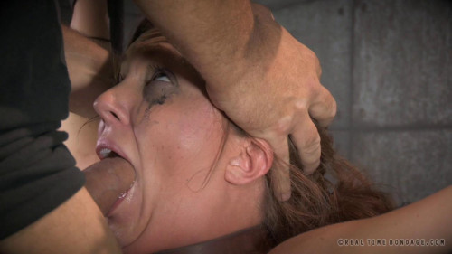 BDSM Messy Maddy O'Reilly Destroyed By Dick!