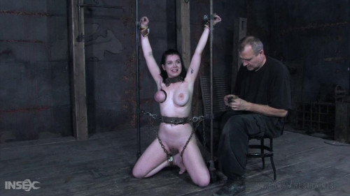 BDSM Sliding Slut Sybil Hawthorne Punished Hard