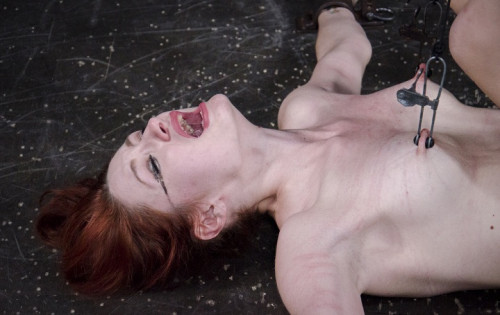 bdsm Turning Violet Part 2-Violet Monroe, Freya French