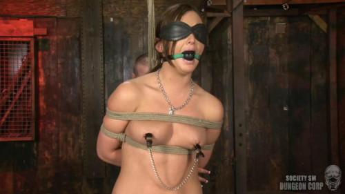 BDSM Slave Hope Bondage