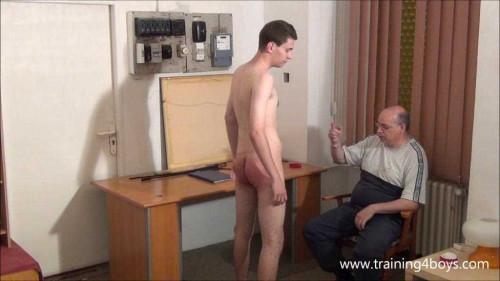Gay BDSM Training4Boys - Endurace Lukas So.