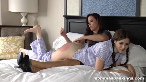 BDSM Spanks isobel
