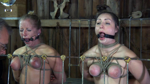 BDSM InfernalRestraints Dia Zerva Double  Bagged