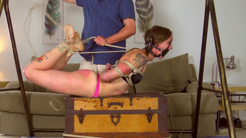 BDSM CinchedandSecured - Rogue Learns Her Lesson