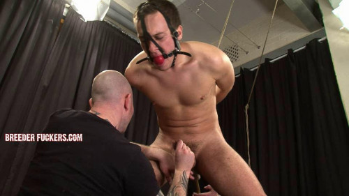Gay BDSM BFuckers - Sergei 8th video