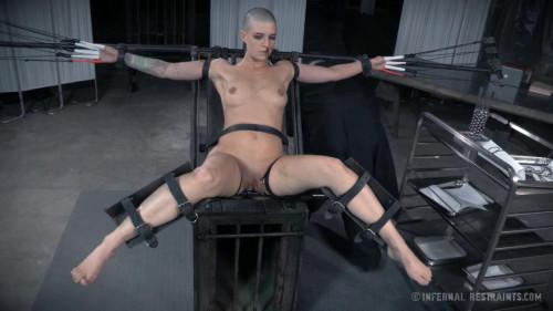 BDSM Frankenslave - Abigail Dupree, Bonnie Day and Pockit Fanes