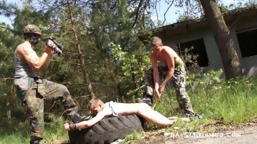 Gay BDSM Travis Stevens