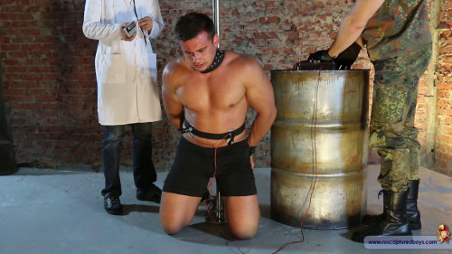 Gay BDSM Pain Experiment with Athlete Final Part (2016)