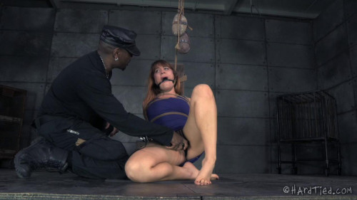 BDSM The Rope Slut - Jessica Ryan