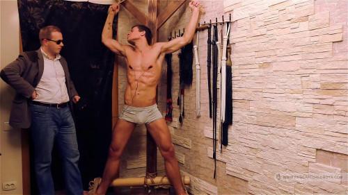 Gay BDSM Slave for Money - Matvey - Final Part 3
