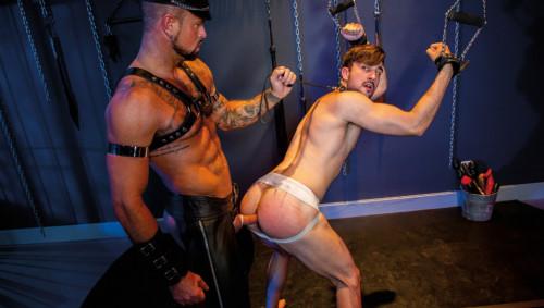 Gay BDSM Master Plan, Scene 1
