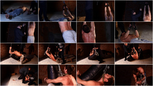 Gay BDSM Boxer Kirill part 2