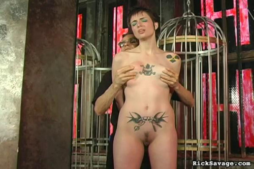 BDSM Ultimate Nipple Torment Pt 8: Mayhem
