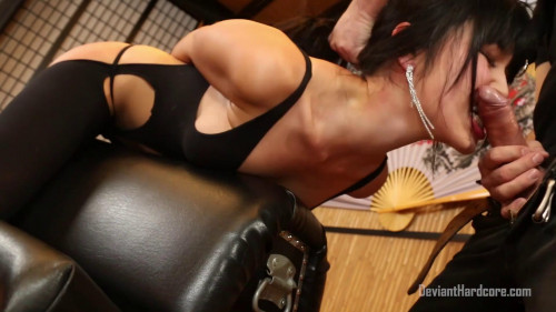 bdsm Submissive Japanese pornstar marica hase dominated