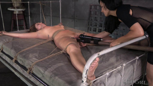 bdsm TG - Leaving Marks Part Two - Maddy OReilly and Elise Graves - Dec 03, 2014 - HD