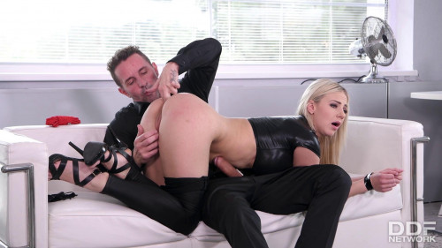 BDSM Anal Dick Insertion