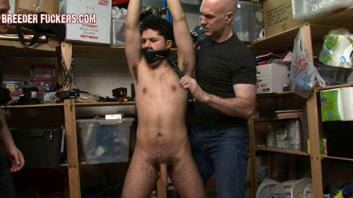 Gay BDSM Charlie part 1