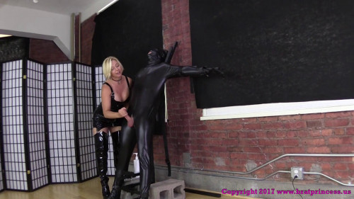 Femdom and Strapon Brianna Incredible Ruin - Full HD 1080p