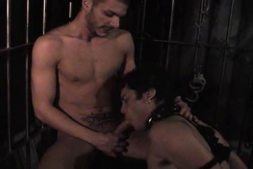 Gay BDSM Hardcore Fuck