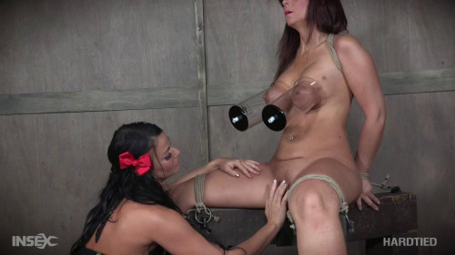 BDSM HdT- Bondage Syren De Mer and London River