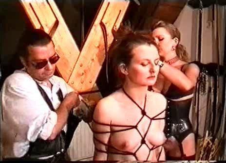 bdsm Extreme - Young Beauty in Pain