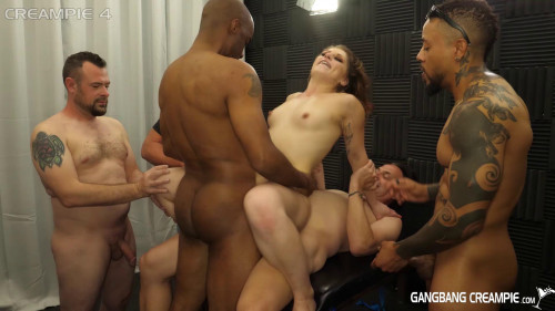 Gangbang Creampie Part 161 - Fallon West