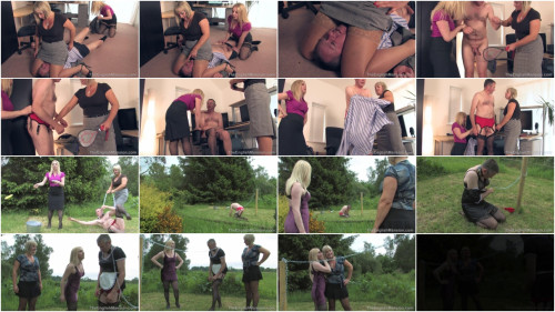 Femdom and Strapon Eight Days Later Part 1