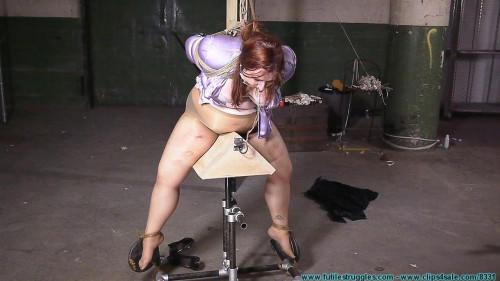BDSM AJ Punished for Embezzlement