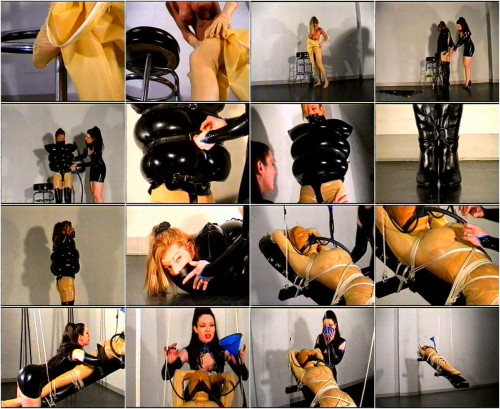 bdsm Devonshire - DP-180 - Exotic Latex Bondage And Encasement 6