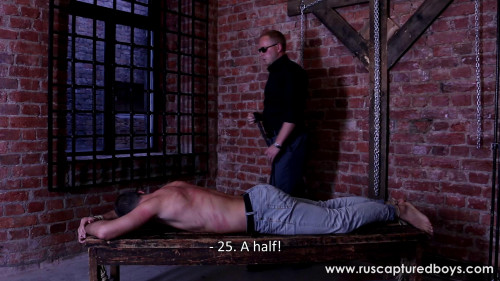 Gay BDSM Punishment of Fighter Anton Part Two (2014)