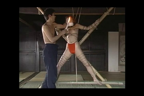 Asians BDSM Female Prisoner Torture Cruel History