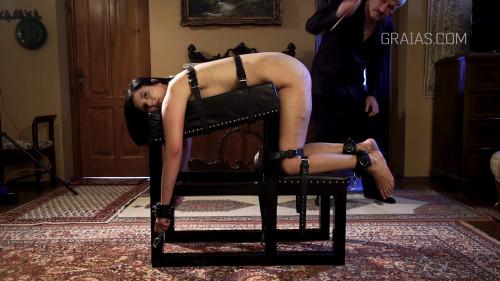 BDSM 217 Strokes For Roxy: Part 1