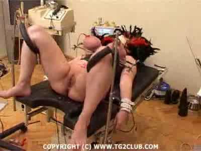BDSM TG - Slave Juggs Part 14