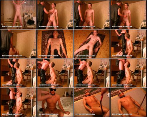 Gay BDSM Filthy Rough Boy-Job DVD