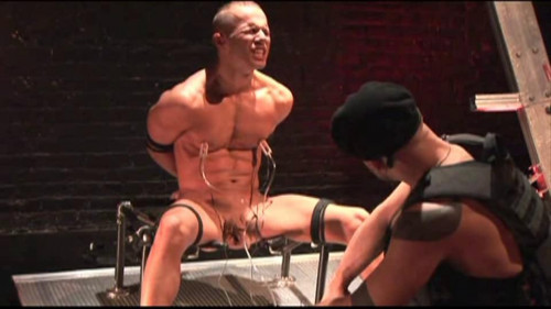 Gay BDSM Gaytanamo Raw