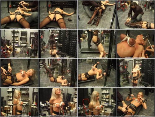 bdsm TG - Slave Bianca Part 19