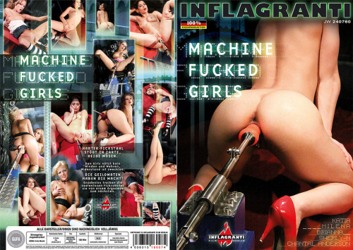 Sex Machines Machine Fucked Girls