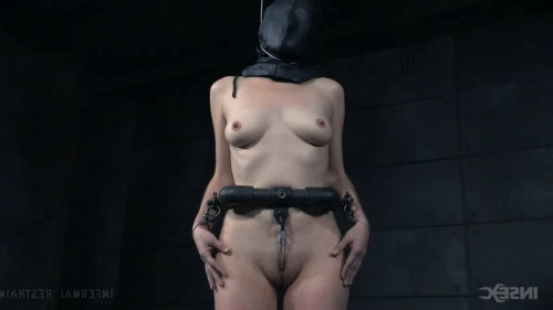 BDSM Hard bondage, torture and spanking for horny slavegirl part 2